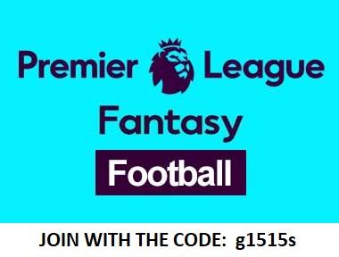 fantasy football - premiere league